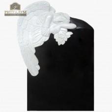 Скульптура ангела из мрамора №105 — ritualum.ru