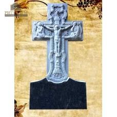 Памятник резной из гранита ЧПУ «Крест» — ritualum.ru