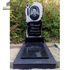 Установка гранитного памятника на армированный бетон — ritualum.ru